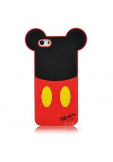 Чехол для iPhone 5/5s «Микки Маус-2»