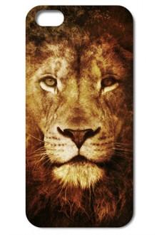 Чехол для iPhone 6 «Лев»