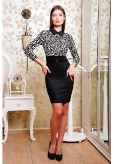 Офисное платье Victoria