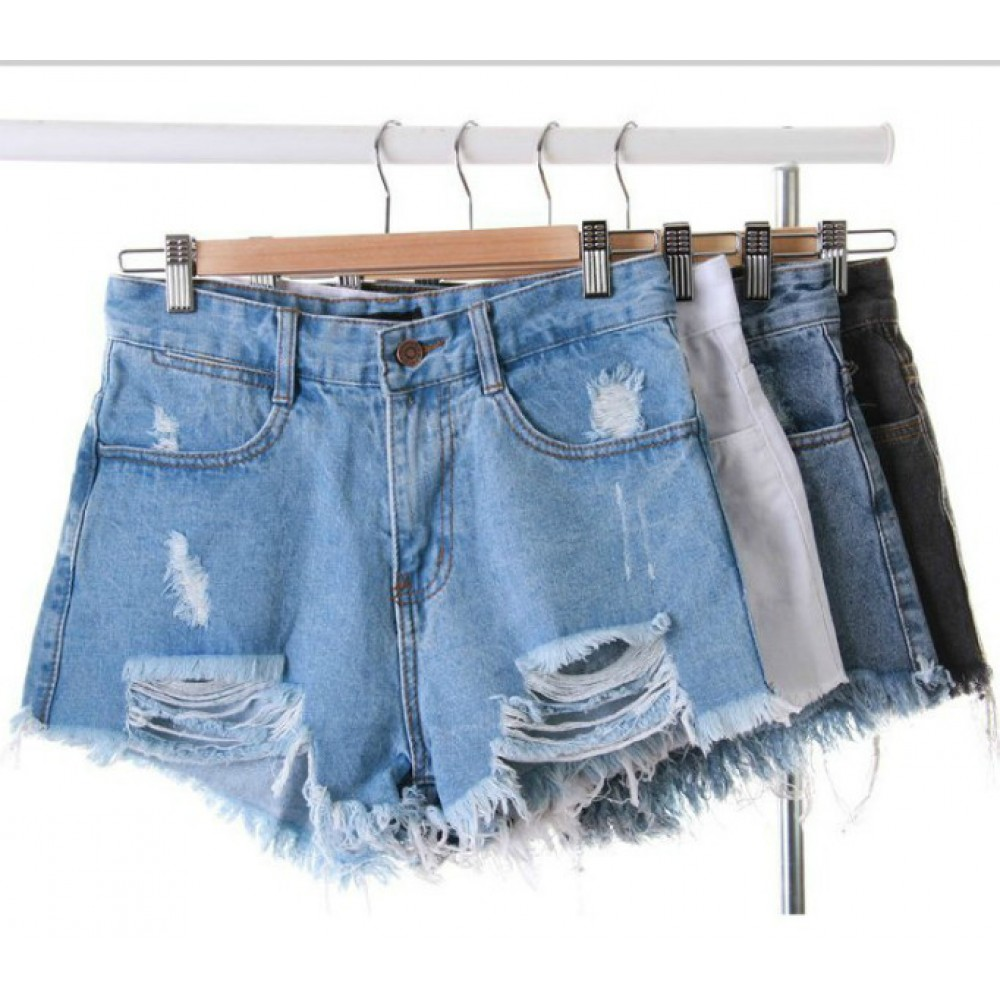 06b8d96bf762 Купить джинсовые шорты с высокой талией в Йошкар-Оле | Интернет ...