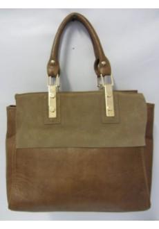 Коричневая сумка Monica