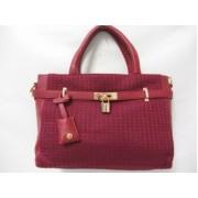 Бордовая сумка Carmelia