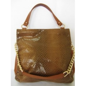 Кожаная сумка Patrizia